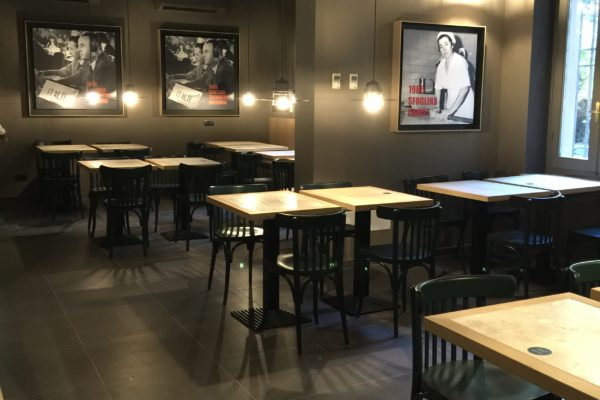 Arredare ristoranti o bistrot e progettare luci e design darredo bar